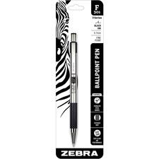 ZEB 27211 Zebra F-301 Stainless Steel Pens ZEB27211