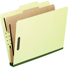 PFX 2157G Pendaflex Legal Sz Pressbrd Classification Folders PFX2157G