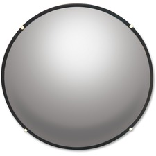 SEEN36 - See All Round Glass Convex Mirrors