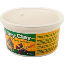 CYO 575050 Crayola White Air-Dry Clay CYO575050