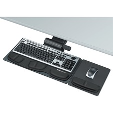 FEL 8036001 Fellowes Professional Series Premier Keyboard Tray FEL8036001