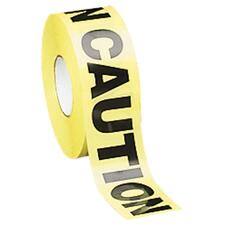 "Tatco ""Caution"" Barricade Tape"