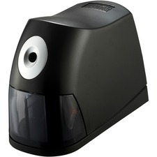 Bostitch Electric Pencil Sharpener - Desktop - 1 Hole(s) - Black
