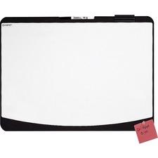 QRT 06355BK Quartet Designer Tack/Write Cubicle Whiteboard QRT06355BK