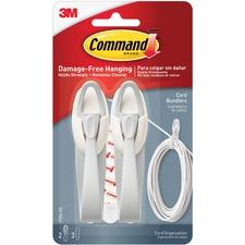 Command Cord Bundler, 2 Bundlers, 3 Strips