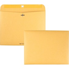QUA 38090 Quality Park Redi-file Clasp Envelopes QUA38090