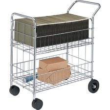 Fellowes 40912 Mail Cart