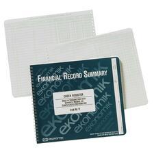 EKO R Ekonomik Standard Size Check Registry EKOR