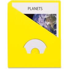 PFX 32909 Pendaflex Slash Pocket Project Folders PFX32909