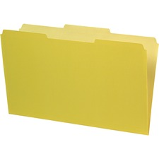 PFX 435013YEL Pendaflex Legal Size Interior File Folders PFX435013YEL