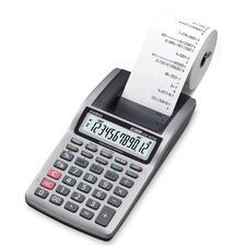 CSO HR8TMPLUS Casio 12-Digit Portable Printer Calculator CSOHR8TMPLUS