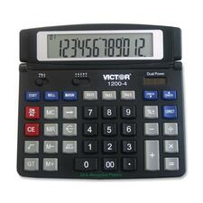VCT 12004 Victor 12004 Desktop Calculator VCT12004