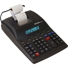 VCT 12807 Victor 12807 Printing Calculator VCT12807