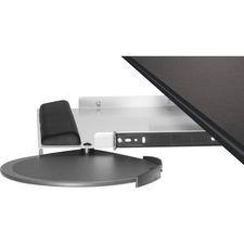 KCS39180 - Kelly Underdesk Keyboard/Mouse Platform