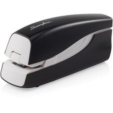 Swingline® Portable Electric Stapler, 20 Sheets, Black