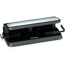 SWI 74300 Swingline Heavy-Duty Centematic Paper Punches SWI74300