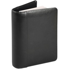 SAM 81270 Samsill Regal Leather Business Card Binder SAM81270