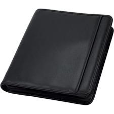 SAM 15650 Samsill iPad Pocket Professional Zipper Binder SAM15650