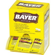 ACM12408 - Bayer Aspirin Single Dose Packets