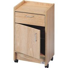 HNI 901820346 Hausmann Drawer and Cabinet Mobile Cart HNI901820346