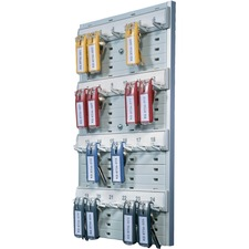 DBL 195610 Durable 24-key Capacity Key Rack DBL195610