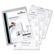 DBL 485002 Durable Replacement Paper Inserts DBL485002