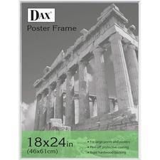 DAX 2811W5T Burns Grp. Clear U-Channel Poster Frames DAX2811W5T