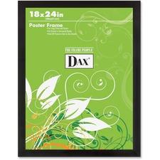 DAX 2863W2X Burns Grp. Ebony Wood Poster Frame DAX2863W2X