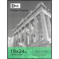 DAX N16016BT Burns Grp. Dax U-Channel Wall Poster Frames DAXN16016BT