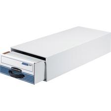 FEL 00302 Fellowes Bankers Box Check-size Storage Drawers FEL00302
