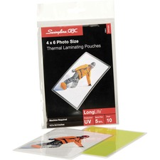 GBC 3747322 GBC HeatSeal LongLife Thermal Laminating Pouches GBC3747322