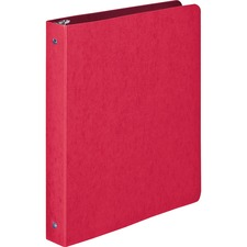 ACC38619 - Wilson Jones® PRESSTEX® Ring Binder, Round Ring, 1