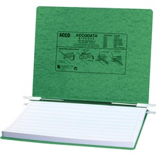 "ACC 54076 ACCO 14-7/8""x11"" Presstex Hanging Data Binders ACC54076"