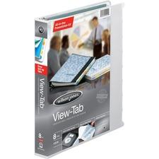 WLJ 55094 Acco/Wilson Jones View-Tab Presentation Binder WLJ55094