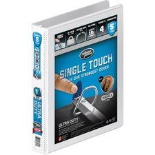 WLJ 86610 Acco/Wilson Jones Ultra Duty D-Ring View Binder WLJ86610