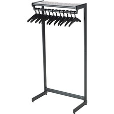 QRT 20213 Quartet One-Shelf Garment Racks QRT20213