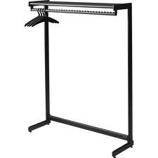 QRT 20214 Quartet One-Shelf Garment Racks QRT20214
