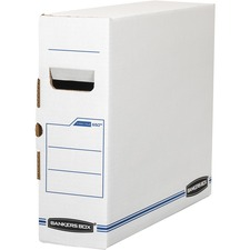 FEL 00650 Fellowes Bankers Box X-ray Storage Boxes FEL00650