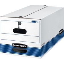 FEL00704 - Bankers Box STOR/FILE File Storage Box