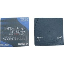 IBM LTO Ultrium 3 WORM Tape Cartridge - LTO Ultrium LTO-3 - 400GB (Native) / 800GB (Compre