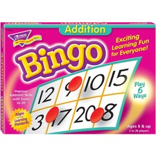 TEP T6069 Trend Addition Bingo Game TEPT6069