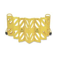 Rubbermaid Foldable Mobile Caution Barrier