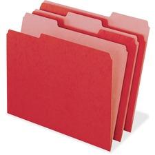 PFX 04311 Pendaflex Earthwise 2-tone File Folders  PFX04311