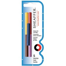 SHF 96400 Sheaffer Skrip Fountain Pen Ink Cartridges SHF96400