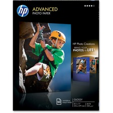 HEW Q7853A HP Advanced Glossy Photo Paper HEWQ7853A