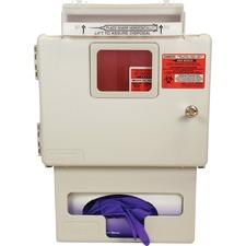 CVD SSGB10056H Covidien Sharpstar Container w/Glove Dispenser CVDSSGB10056H