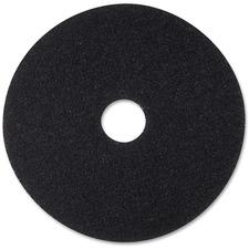 MMM 08374 3M Black Stripping Pads MMM08374