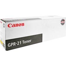 CNM GPR21Y Canon GPR-21 Color Toner Cartridge CNMGPR21Y