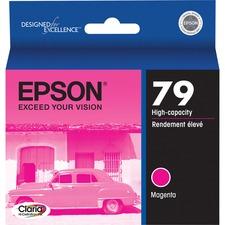Epson Original Ink Cartridge - Inkjet - Magenta - 1 Each