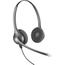 PLN HW261N Plantronics SupraPlus Binaural Headset PLNHW261N